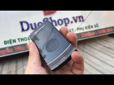 Sony ericsson w980i tại Ducshop.vn