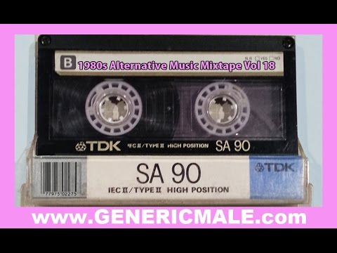 80s New Wave / Alternative Songs Mixtape Vol. 18