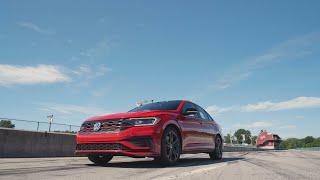 homepage tile video photo for Volkswagen Jetta GLI at Lightning Lap 2019