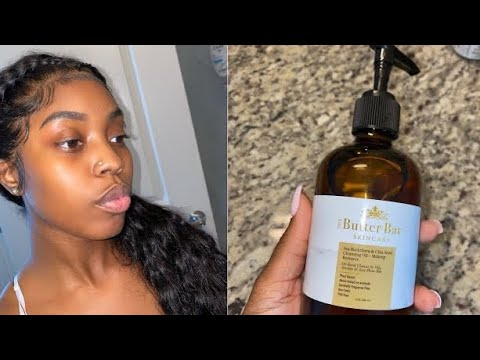 MY SKINCARE ROUTINE: BLACK OWNED SKINCARE PRODUCTS ✨ I only use 100% organic products!