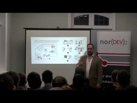 Mobile Commerce: Past, Present, THE future by Neil Garner
