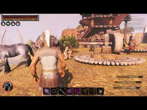 Conan Exiles: Isle of Siptah Game Play and Build Update pt 1 on sever #6155 |