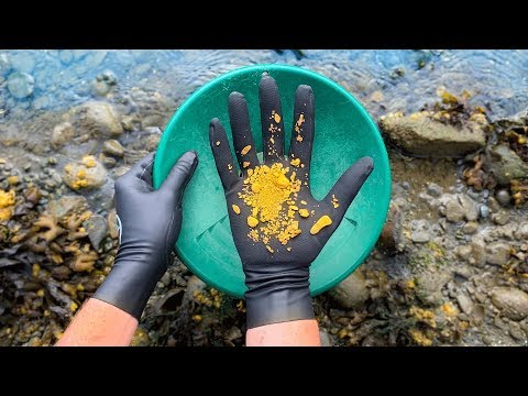 finding-gold-nuggets-while-scuba-diving!-$2,000+-(how-to-find-gold)