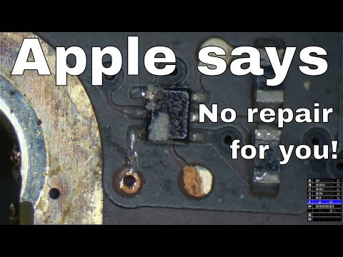 Apple uses spite to force planned obsolescence. Watch $750 t