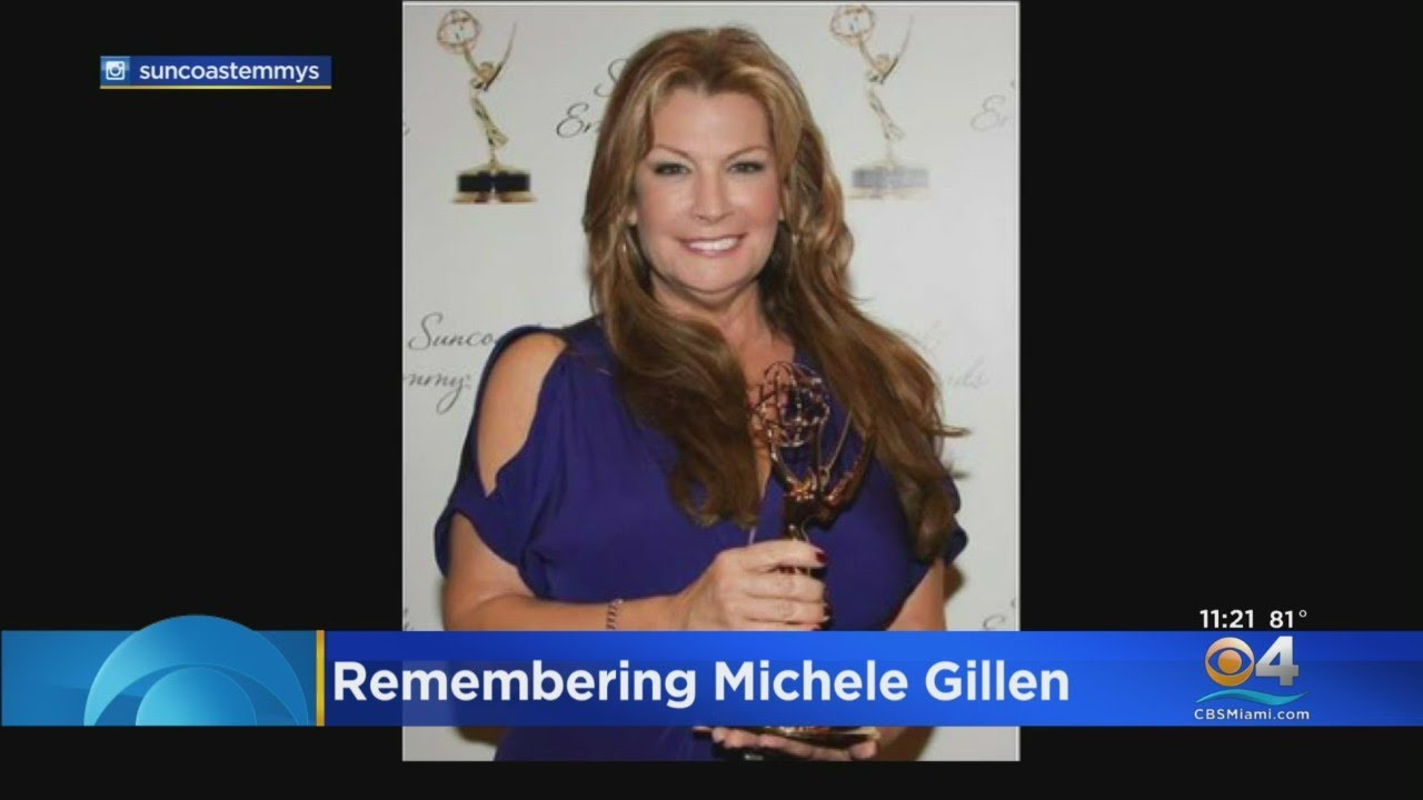 Michele Gillen, Former South Florida Television Investigative Reporter Dies at Age 66