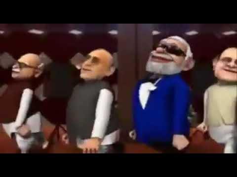 Mara vira viral tane gadi lai dau narendramodiji style song
