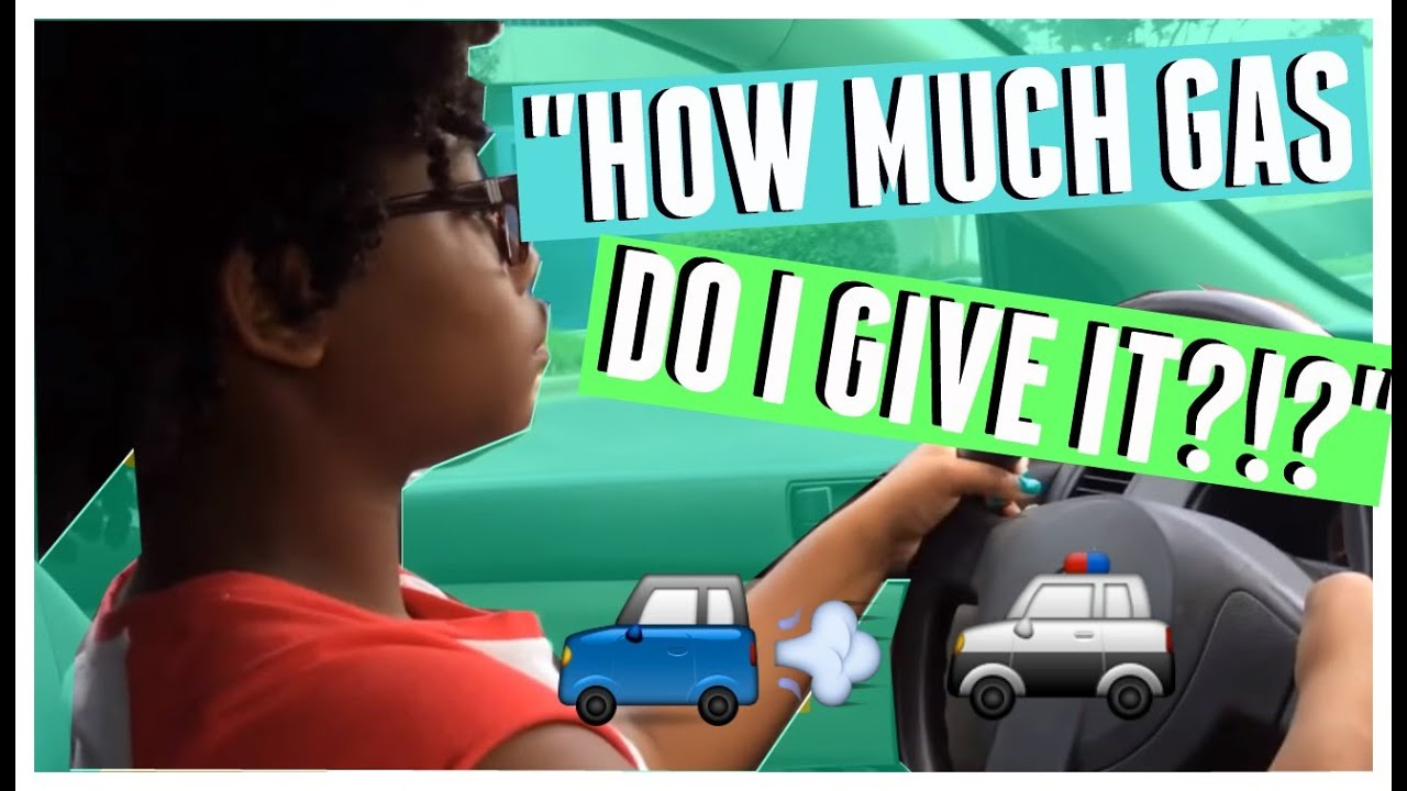 my first driving experience