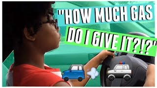 First Time Driving Experience