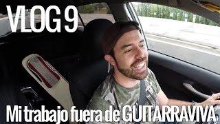 Vblog 9: Mi trabajo fuera de guitarraviva
