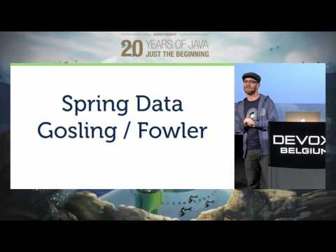 What's New In Spring Data? By Oliver Gierke