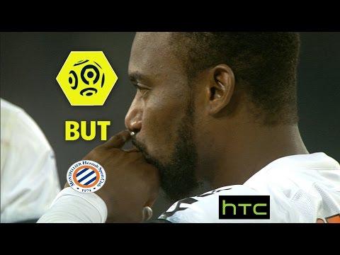But Stéphane SESSEGNON (49') / SM Caen - Montpellier Hérault SC (0-2) -  / 2016-17