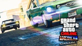 Bullitt   Grand Theft Auto Online American Classics   Short Machinima