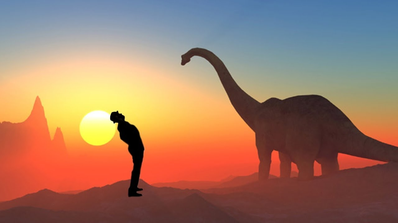 Ученые согласились: Люди жили с гигантами