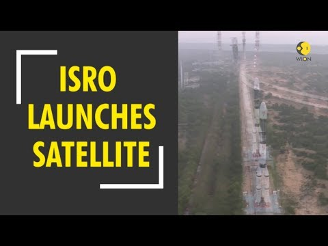 ISRO's military satellite launched