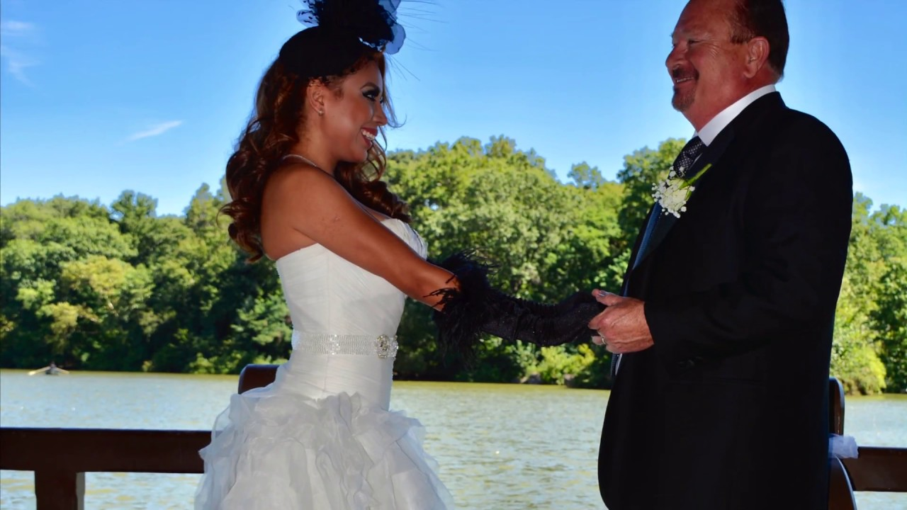West Drive Boat Landing Central Park Wedding By Wedding Packages