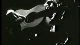 Rare Guitar Video: Carlos Montoyo plays Bulerias