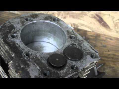 How a 4 Stroke Gasoline Internal Combustion Engine Works