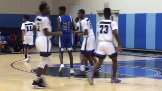 Oslo Middle School Boys Basketball Highlights vs. Palm Bay - 12/13/18 - Part 2