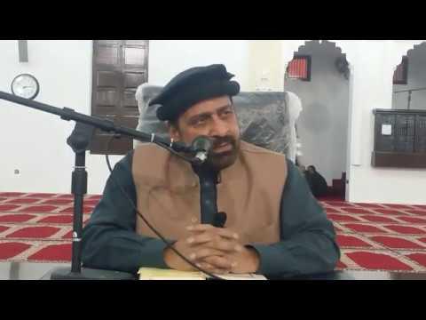 درس قرآن  | محترم اخلاق احمد |  مسجد یوسف عبدالھادی المیلم خیطان کویت | جنوری ، 2020