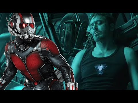 How Ant-Man Will Save Iron Man