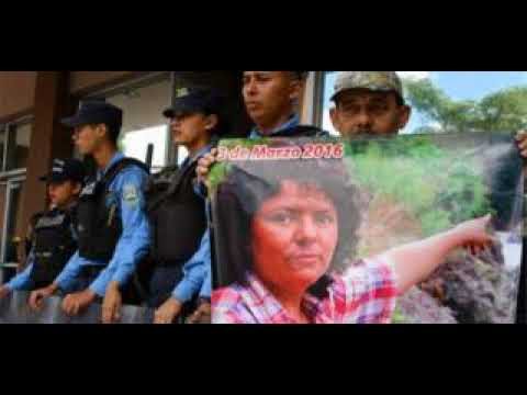 Berta Caceres: Honduras Execution Detained Above Dam Activists Assassination