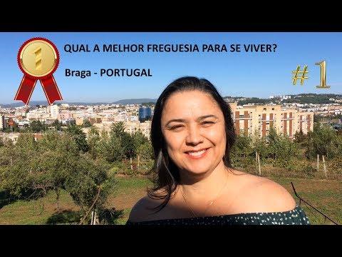 VIVER EM BRAGA: PORTUGAL - FREGUESIAS DE NOGUEIRA E FRAIÃO Parte 1 #fase2