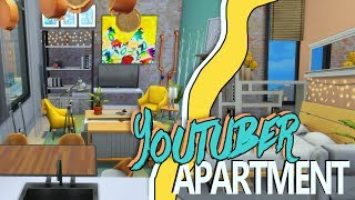 LA Apartment | Sims 4 Apartment Build