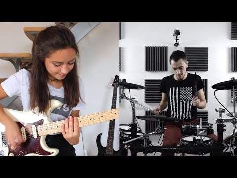 Red Hot Chili Peppers - By The Way (Cover by Chloé & Quentin Brodier)