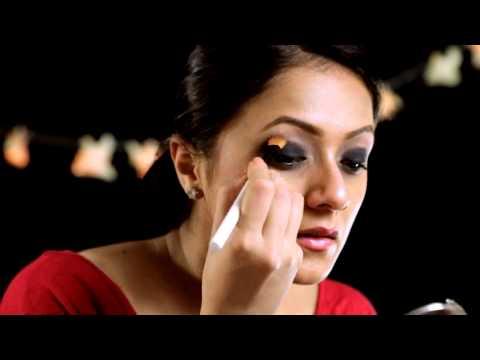 HINDI: How to Do Smokey Eye for Indian Skin