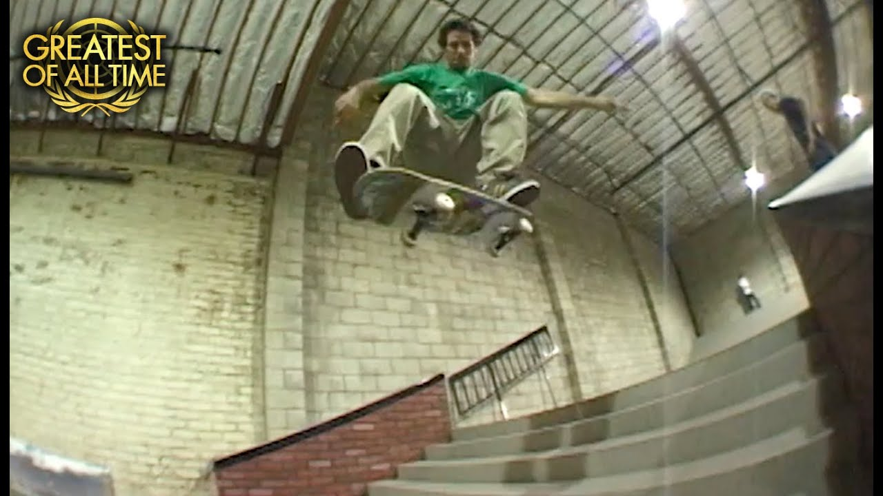 The First Berrics Video Ever