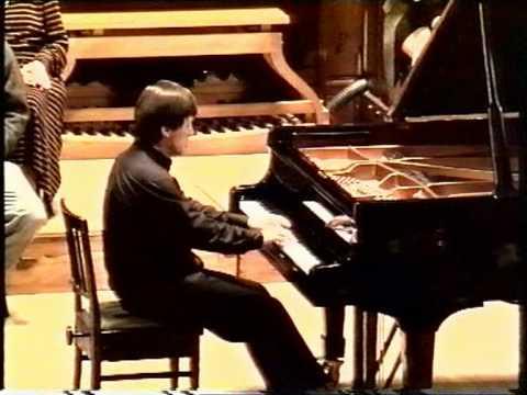 "Beethoven: Sonate in F minor, Op.54 ""Appassionata"" - 1st mvt. - Balázs Szokolay"