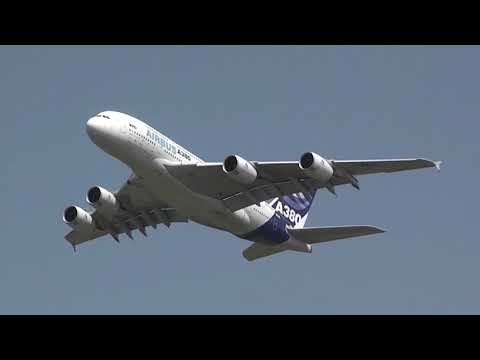 Top 10 Biggest Passenger Aircraft in the World