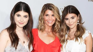 Inside Lori Loughlin's Welcome Home From Prison With Daughters Olivia Jade And Bella