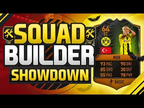 FIFA 17 SQUAD BUILDER SHOWDOWN!!! ULTIMATE SCREAM EMRE MOR!!! A 90 Rated Bronze Card