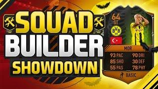 FIFA 17 SQUAD BUILDER SHOWDOWN!!! ULTIMATE SCREAM EMRE MOR!!! A 90 Rated Bronze Card