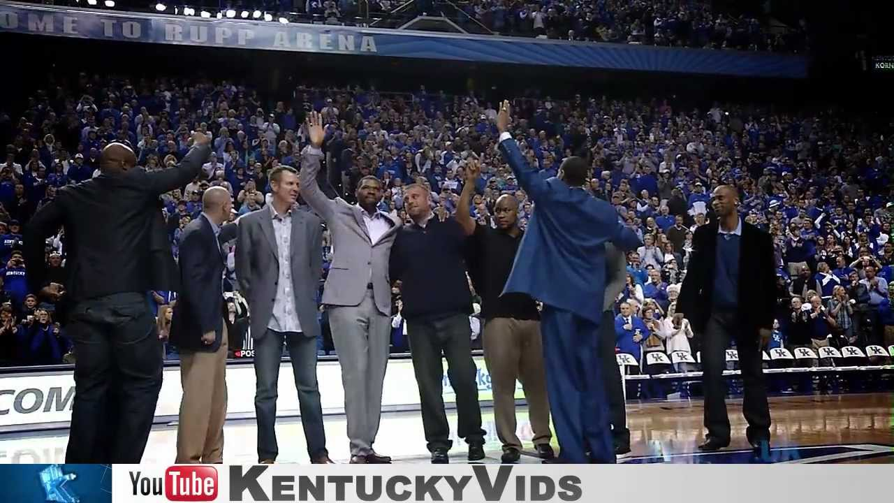 Kentucky Basketball Wildcats Have Found Their Groove: Kentucky Wildcats TV: 1996 National Champions Ring