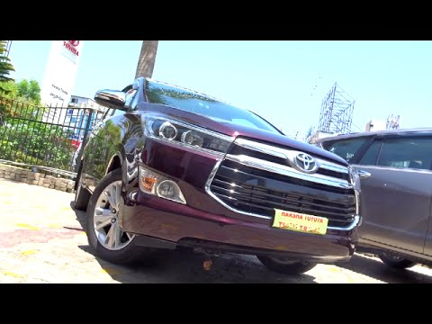 Toyota Innova Crysta First Drive Review Cars Dinos Youtube