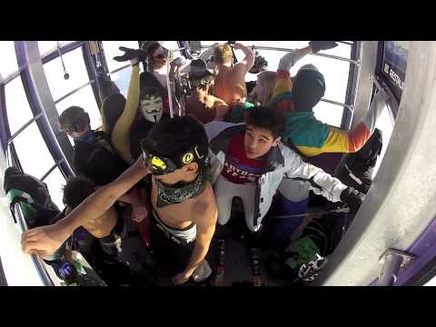 Harlem Shake cable car