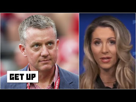 Alabama's Athletic Director Is Planning On A Full Season In A Full Stadium - Laura Rutledge | Get Up
