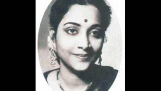 Jab kaali kaali raatein--Chanda Ki Chandni(1948)--Geeta Dutt