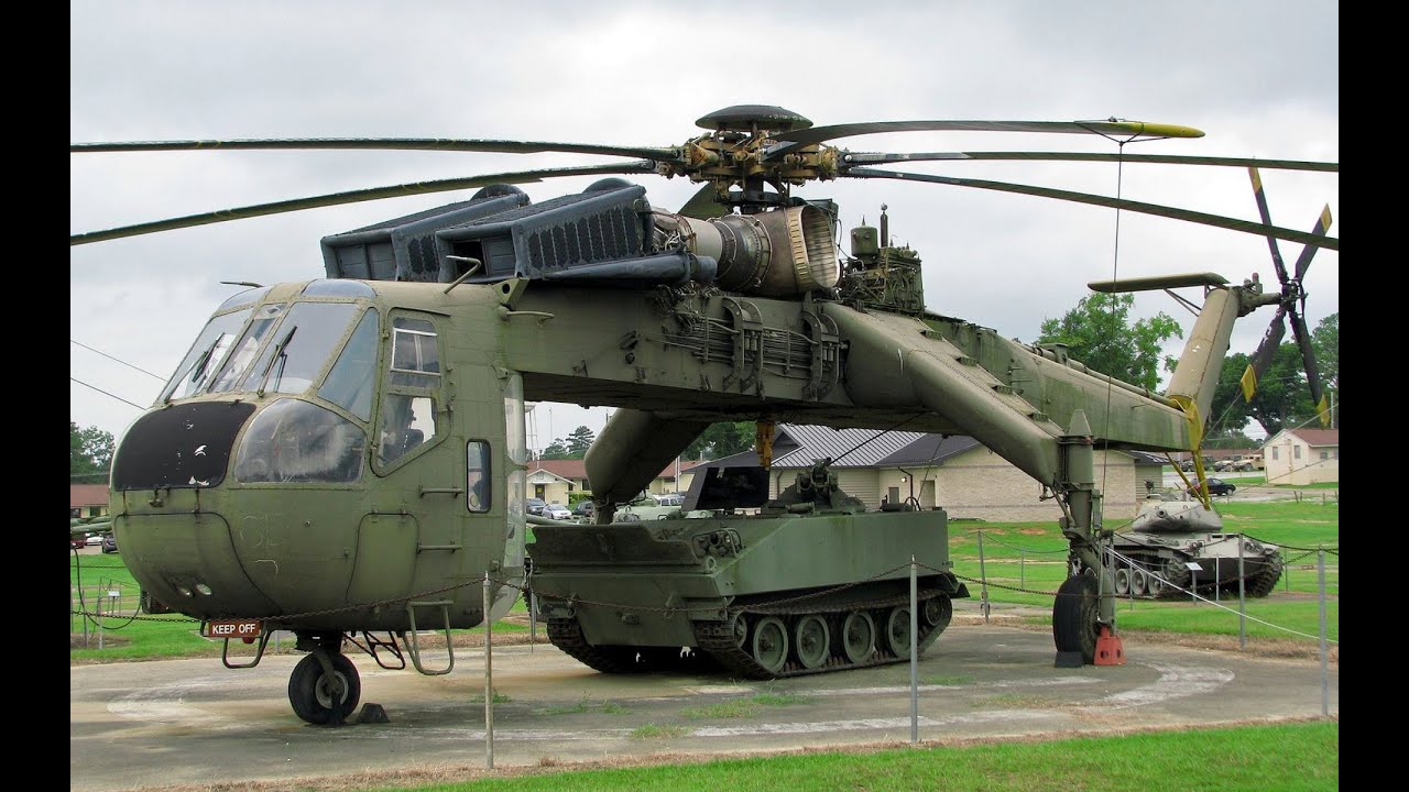 History of the helicopter