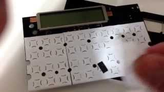 Consertando o teclado da HP12C   How to repair HP Calculators %2812C%29