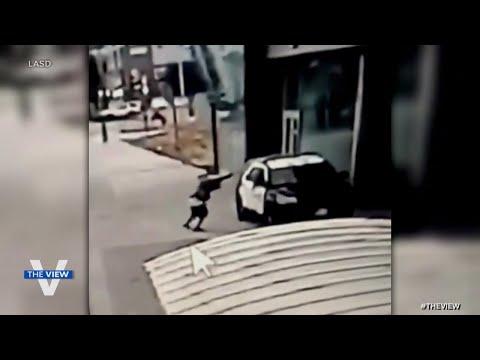 2 Los Angeles Deputies Ambushed in Shooting | The View