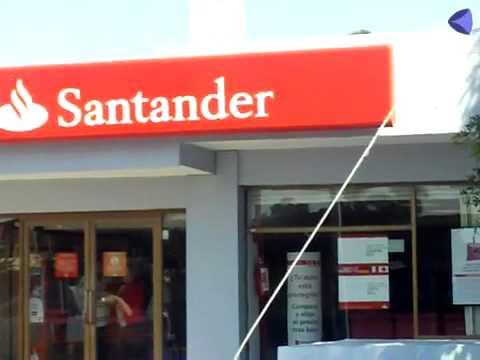 Asaltan sucursal de banco santander en centro de la for Oficinas banco santander zaragoza capital