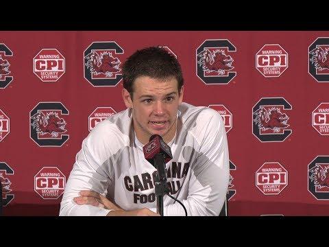 POST-GAME: Jake Bentley on Louisiana Tech — 9/23/17