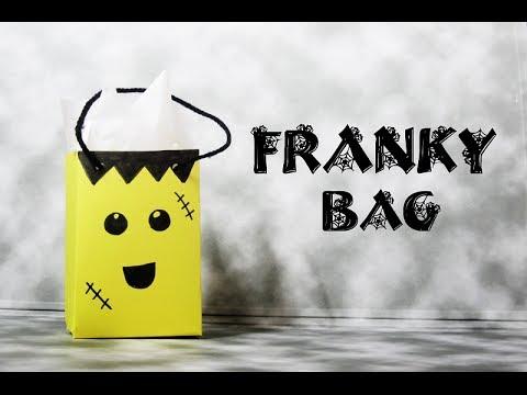 DIY - Truco o Trato - Trick or Treat Bag (Halloween)