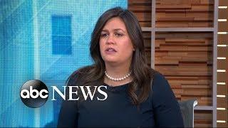White House press secretary addresses Supreme Court nominee