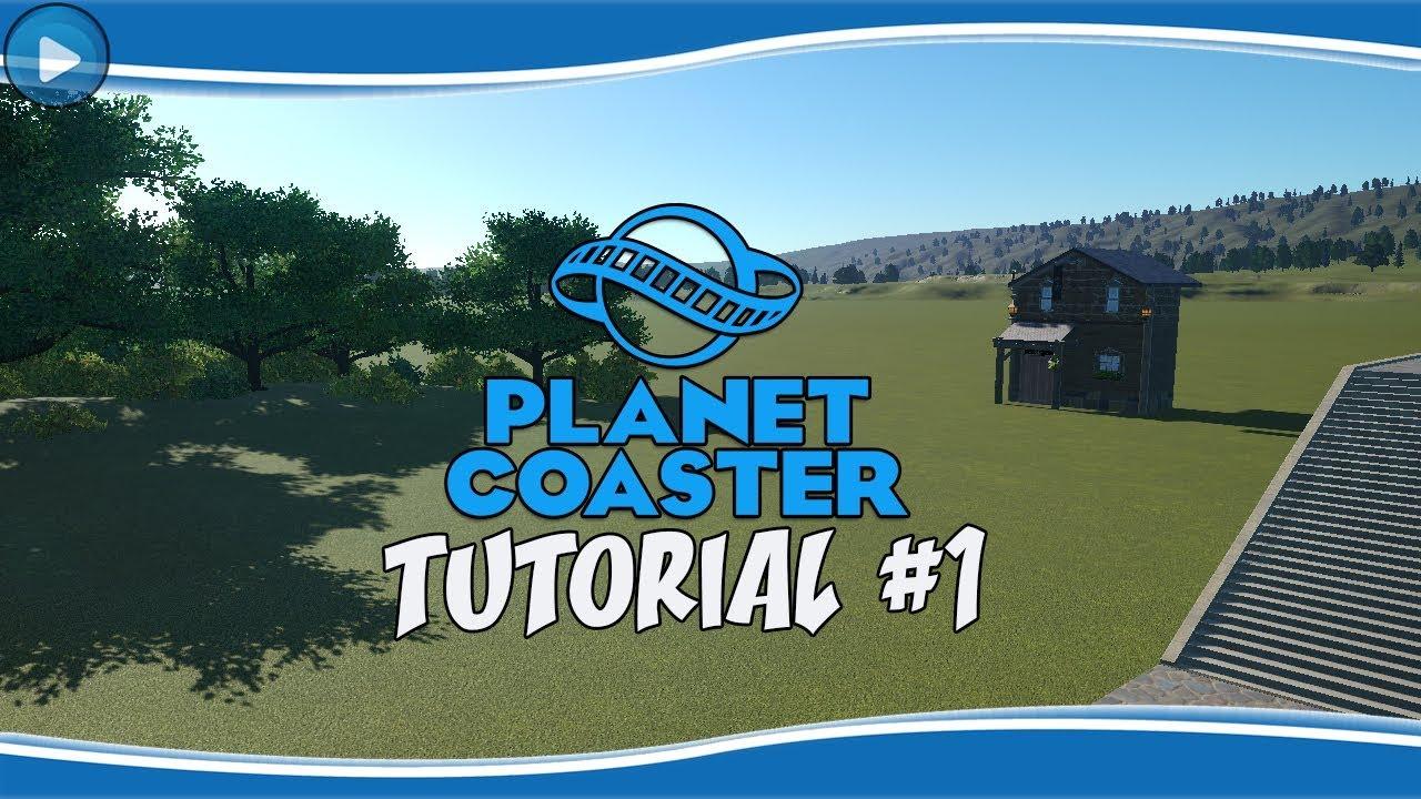 Planet Coaster Tutorial