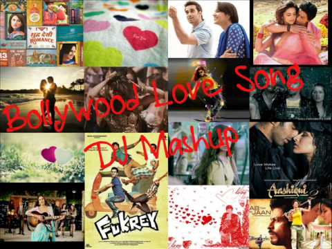 Bollywood Love Mashup Song
