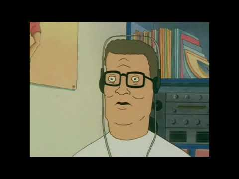 Hank Hill Listens To Nick India Dab